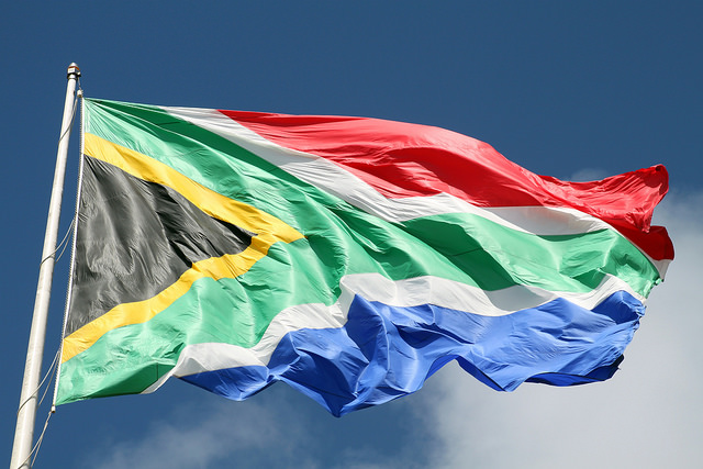Africa Energy flies the flag for South African hydrocarbons developments. (Image source: Flowcomm/Flickr)
