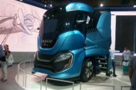 Natural power and LNG technology on show at IAA Commercial Vehicle Show