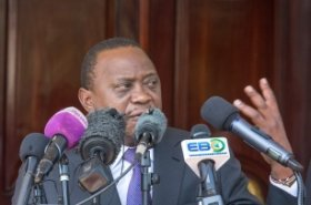 Kenya 'open for business' as President aims high