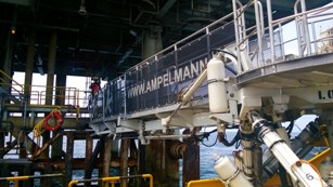 Ampelmann expands in Nigeria with two new gangway contracts