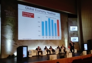 South African futurist offers a mixed picture for the continent at Africa Oil Week