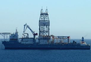 Drillship Christopher Griner