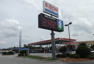 Exxon Flash Foods Dr Glynn County