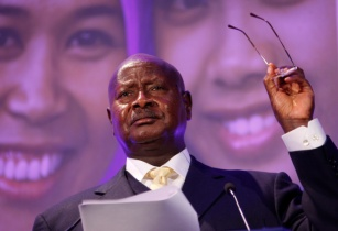 Museveni DFID Flickr