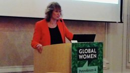 Gender diversity in world oil and gas industry event held in London