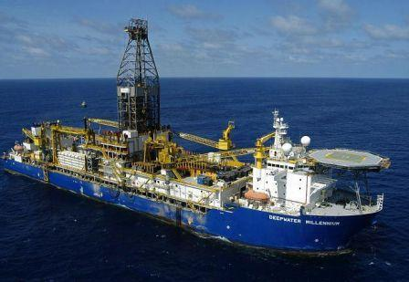 Transocean rig originally scheduled to work for Anadarko in Brazil has stayed in Ghana instead