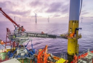 Ampelmann celebrates 10 years of safe offshore transfers