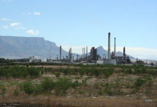 Chevron Oil Refinery 017