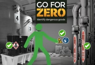 Identify and protect against dangerous goods with Brady's solutions