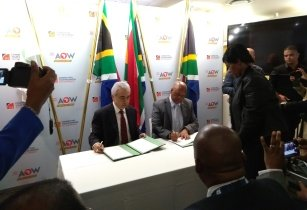 South Africa joins IEA as eighth association country