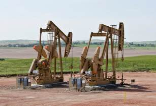 Oil Wells Tim Evanson Flickr