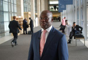 Wale Tinubu at World Economic forum