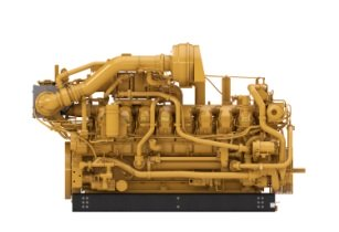 Caterpillar introduces new gas engine for higher fuel efficiency